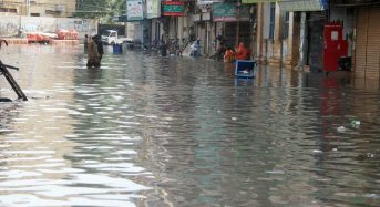Pakistan Slum Dwellers Map Flood Risks to Stop Evictions