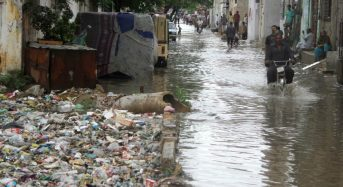 Pakistan – Flood Chaos in Karachi, Monsoon Death Toll Rises to 187
