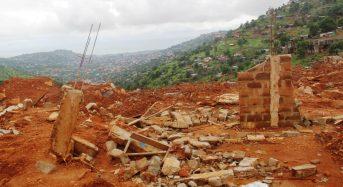 Mudslide in Sierra Leone Exposes Dangers of Freetown's Unchecked Sprawl