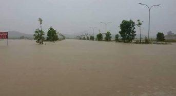Malaysia – 1,000 Evacuate Flooded Homes in Johor
