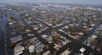 New Study Compares Floodplain Protection Today to Predicted Future Flood Losses
