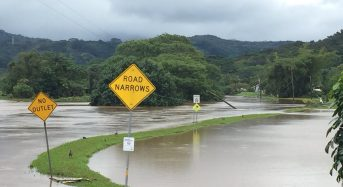 USA – Record Rainfall Causes Damaging Floods in Hawaii