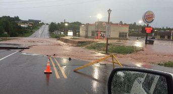 USA – Damaging Floods Hit Michigan's Upper Peninsula