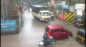 India – Torrential Rain and Floods in Maharashtra and Gujarat