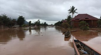 South East Asia – Thousands Evacuate as Rivers Rise