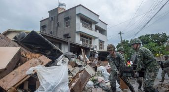 Taiwan – Floods Leave 7 Dead, Thousands Displaced