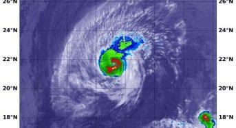 USA –  Hurricane Olivia Heads Toward Hawaii