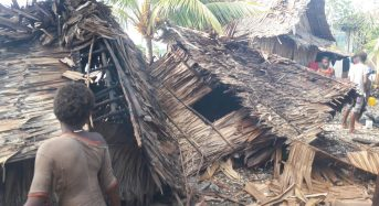 Pacific Islands – Thousands Affected by Floods After Heavy Rain and Storm Surge