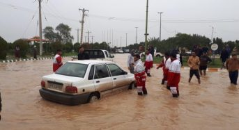 Iran and Iraq – Hundreds Evacuated After Flooding