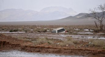 Saudi Arabia – 2 Dead, 100 Rescued After Floods in Madinah Region