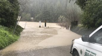 USA -1 Dead as Flooding Continues in Northern California