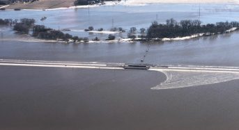 USA – 3 Dead as Rivers Reach Record Highs in Iowa and Nebraska