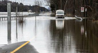 Canada – Floods Damage Over 2,000 Homes in Québec