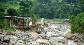 Displaced by Fighting Then by Mudslides, Colombians Struggle to Rebuild