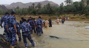 Oman – Deadly Flash Floods Hit North