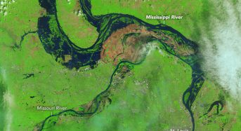 USA – More Flash Flooding Hits the South