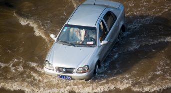 China – Massive Floods Hit Henan Province After 600mm of Rain in 24 Hours