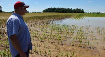 USA – After Brutal Spring Floods, US Farmers Face Big Losses