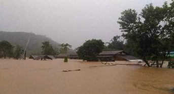 Myanmar – Thousands Displaced by Floods in Sagaing, Mandalay and Magway