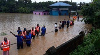 India – Airport Closed, 20,000 Evacuated as Floods Hit Kerala