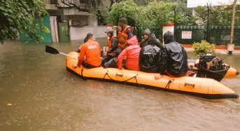 India – More Fatalities as Flooding Continues in Gujarat and Maharashtra