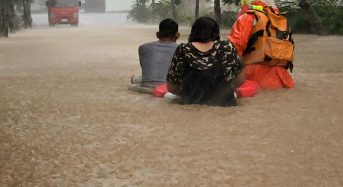 Philippines and Taiwan – 3 Dead as Tropical Storm 'Bailu' Hits