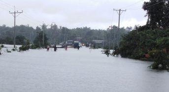 Myanmar – More Flooding as Rivers Rise in Ayeyarwady, Mon and Kayin