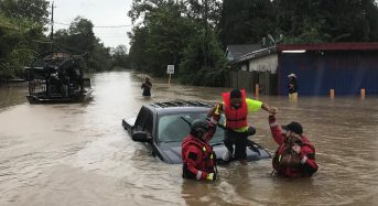 USA – 2 Dead in Texas as Rain and Flooding From Storm Imelda Continue