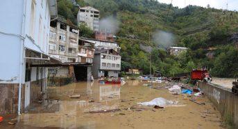Turkey – 13 Rescued After Flash Floods in Artvin Province