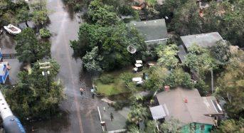 USA – Hurricane Dorian Floods Outer Banks, North Carolina