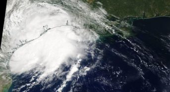 USA – Flooding in South East Texas After Tropical Depression Imelda Dumps Heavy Rain