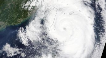 South Korea – Torrential Rain From Typhoon Mitag Causes Deadly Floods and Landslides