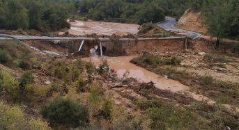 Spain – Deadly Floods in Catalonia After 287mm of Rain in 24 Hours