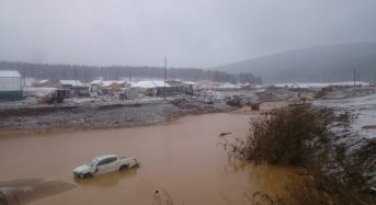 Russia – Deadly Floods After Dam Collapse in Krasnoyarsk
