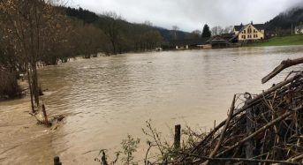 Austria – Heavy Rain Triggers Deadly Landslides and Floods in South