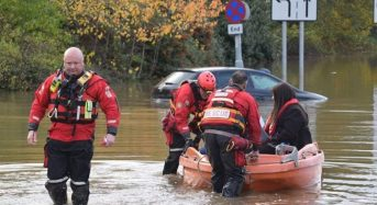UK – Insurance Losses From Northern England Floods Could Reach $250 Million