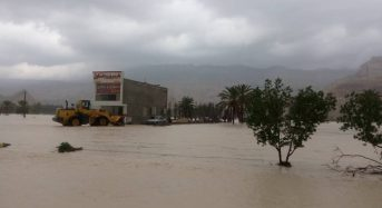 Iran – Floods in South Leave 3 Dead, Hundreds Rescued
