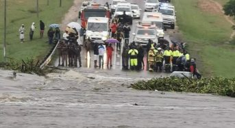 South Africa – Hundreds Rescued From Floods in Gauteng