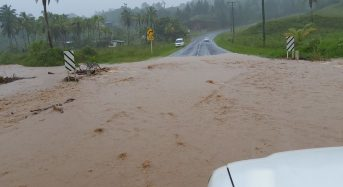 """Fiji – Flash Floods From Tropical Cyclone """"Tino"""" Leave 2 Dead"""