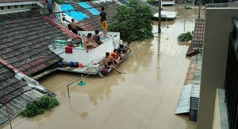 Indonesia – as Flood Waters Recede, Jakarta Residents File Lawsuit Against Governor