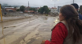 Bolivia – Evacautions and Rescues After Flash Floods in Cochabamba