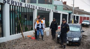 Peru – Hundreds of Families Affected by Floods in Moquegua