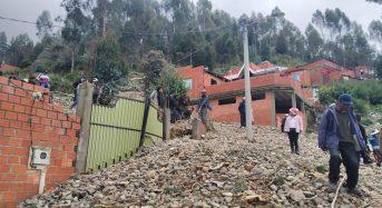 Bolivia – Floods Hit La Paz and Potosí Departments