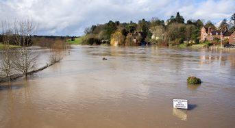Perils Estimates Insured Losses for UK's February Floods at US$367