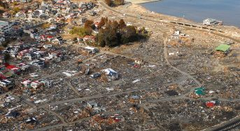 Japan's Experience With Earthquakes Can Help Teach Us to Learn to Live With Floods