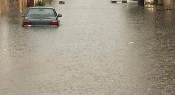 Iraq – Floods in Northern and Central Areas After Torrential Rain