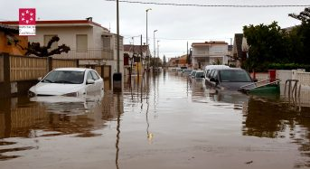 Spain – Dozens Rescued From Floods in Castellón After Highest Rainfall in 30 Years