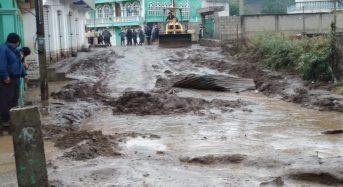 Central America – Heavy Rain Triggers Floods in Guatemala, Honduras and El Salvador