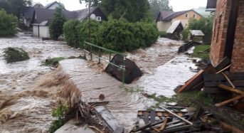 Hungary and Czech Republic – 1 Dead, Dozens Evacuated After Storms Trigger Flash Floods