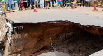 Nigeria – 3 Dead or Missing After Flash Floods Destroy a Bridge in Kwara State